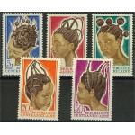 Centralafrika 138-142 **
