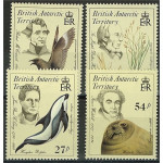 British Antarctic Territory 128-131 **
