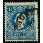 Lombardiet & Venetien 11 II stämplad