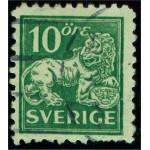 Sverige 144Cbz stämplad