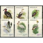 Angola 701-706 **