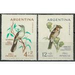 Argentina 806-807 **