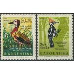 Argentina 1034-1035 **
