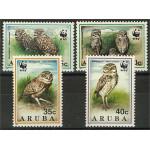Aruba 134-137 **