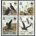 Ascension Island 521-524 **