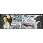 Australian Antarctic Territory 123-124 **