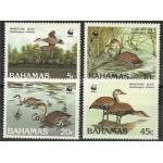 Bahamas 672-675 **
