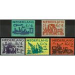 Nederländerna 730-734 **