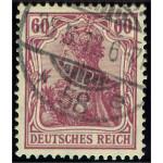 Tyska Riket 92 I stämplad