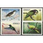 Dominica 836-839 **
