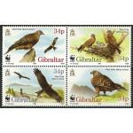 Gibraltar 774-777 **