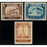 Colombia 381-383 **