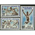 Gabon 172-174 **