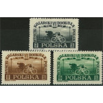Polen 487-489 **