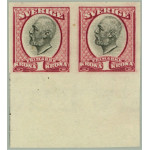 Sweden 60P type P (*) pair