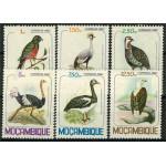 Moçambique 771-776 **