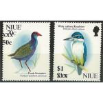 Niue 857-858 **