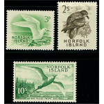 Norfolk Island 28 + 33 + 36 **