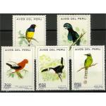 Peru 862-866 **