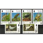 Pitcairn Islands 487-492 **