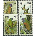 St. Lucia 909-912 **