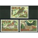 Nederländska Antillerna 536-538 **