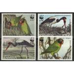 Zambia 656-659 **