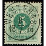 Sweden 19h WESTERÅS 8.7.1876