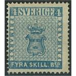 Sverige 2E2 (*)