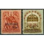 Ungern 591-592 **