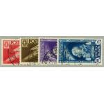 Italien 528-531 stämplade