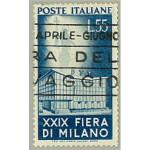 Italien 831 stämplad