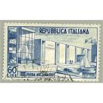 Italien 859 stämplad