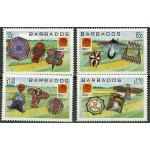 Barbados 1007-1010 **