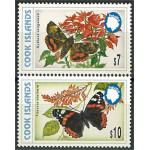 Cook Islands 1491-1492 **