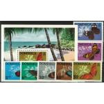 Dominica 430-436 + block 31 **