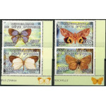 Elfenbenskusten 1389A-1392A **