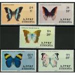 Etiopien 555-559 **