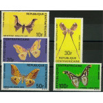Centralafrika 183-187 **