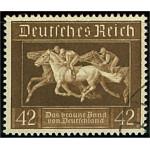 Tyska Riket 621 stämplad