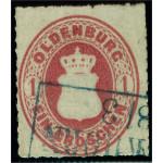 Oldenburg 17A stämplad