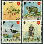 Isle of Man 133-136 **