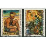 Nya Kaledonien 726-727 **