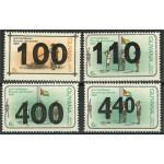 Guyana 660, 664, 671 och 672 II **