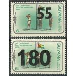 Guyana 687 och 691 **