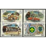 Kiribati 408-411 **