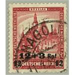 Tyska Riket 464 stämplad
