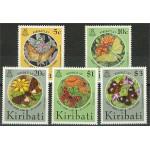 Kiribati 830-834 **