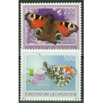 Liechtenstein 1592-1593 **
