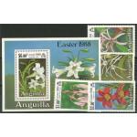 Anguilla 777-781 +block 79 **